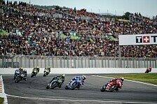 MotoGP Valencia 2020: Wie wird das Wetter beim ersten Rennen?