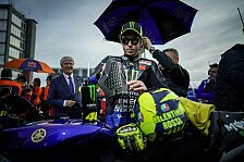 Fix: Valentino Rossi verpasst Valencia-Freitag, Gerloff Ersatz
