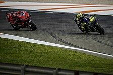 MotoGP Valencia: Strecke und Statistik