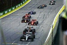 Sprintrennen nichts für Formel 1? Format mit Action auf Rezept