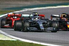 Formel 1 Abu Dhabi 2019: 10 Entscheidungen stehen noch aus