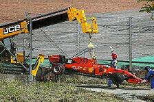 Formel 1 Brasilien: Vettel und Leclerc crashen, Ferrari raus
