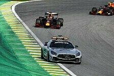 Formel 1 Brasilien, FIA erklärt: Darum kam das Safety Car