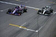 Formel 1 Analyse: Wie Mercedes Hamiltons Rennen verbockte