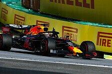 Formel 1 2019: Brasilien GP - Rennen