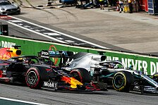 Formel 1, Verstappen feiert Hamilton-Duell: Weltmeister besiegt