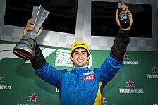 Formel 1, Sainz' Podest erlöst McLaren: Das nächste ohne Glück