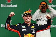 Formel 1, Verstappen von Hamilton unbeeindruckt: Wie Rookie