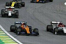 Formel 1, Räikkönen enttäuscht: Podium gegen Sainz verschenkt