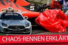 Formel 1 - Video: Formel 1, Chaos in Interlagos: Was war bei Ferrari los?