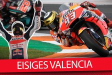 MotoGP - Video: MotoGP im Winter: Kälte beeinträchtigt Finale - Video-Analyse