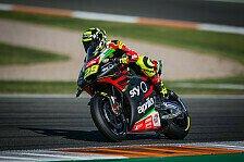 MotoGP-Vorschau: Wie geht es weiter bei Aprilia?