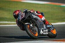 MotoGP - Live-Ticker: Der Valencia-Test im Rückspiegel