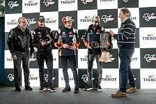 Tissot MotoGP-Kollektion: Zurück zu den Wurzeln!