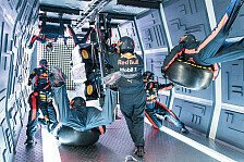 Formel 1, Bilder: Red Bulls schwereloser Boxenstopp