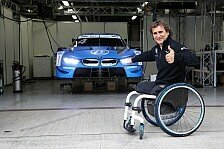 Alex Zanardi: GT3-Rennen in Monza statt Paralympics 2020