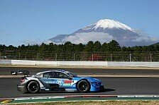 DTM - Video: DTM 2019: BMW Dream Team beim Dream Race in Fuji