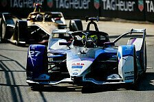 Formel E, Saudi-Arabien: BMW vor Mercedes-Duo auf Pole