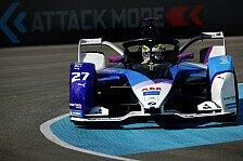 Formel E, Saudi-Arabien: Sims wiederholt BMW-Pole für Rennen 2