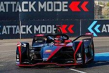 Formel E: Nissan setzt 2021 auf Buemi und Rowland