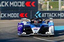 Formel E, Günther-Strafe: Mercedes erbt Podest in Saudi-Arabien