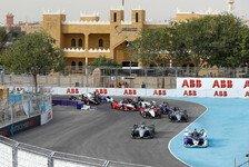 Formel E - Video: Formel E 2019, Saudi-Arabien: Zusammenfassung zum 1. Rennen