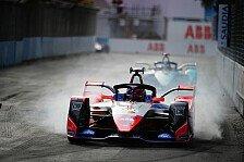 Formel E: Wehrlein und Mahindra kassieren Mega-Gridstrafe