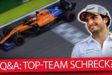 Formel 1 - Video: Formel 1 Q&A: Wird McLaren 2020 zur Gefahr für die Top-Teams?