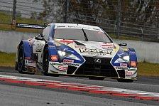 DTM x Super GT, Fuji: Lexus gewinnt Rennen 1 - DTM-Duo in Top-8