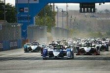 Formel E erhält FIA Weltmeisterschafts-Status ab 2020/21