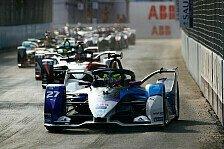 Formel E - Santiago-Vorschau: Deutsche Spitzenreiter in Chile