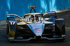 Formel E: Mercedes gelingt Einstand nach Maß in Saudi-Arabien