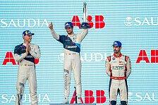 Formel E 2020, Ad Diriyah ePrix - Bilder vom 2. Saisonrennen