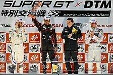 DTM trifft Super GT in Fuji: Die besten Bilder vom Dream Race