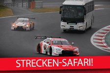DTM - Video: Total verrückte DTM & Super GT: Strecken-Safari im Reisebus!