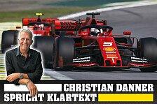 Danner: Vettel/Leclerc-Crash war psychologische Kriegsführung
