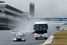 DTM x Super GT: Bus-Safari beim Dream Race in Fuji