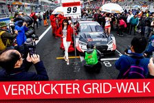 DTM - Video: DTM & Super GT in Fuji: Der verrückteste Grid-Walk 2019