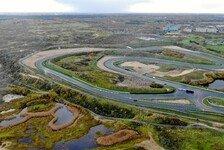 Formel 1 - Video: Formel 1: Zandvoort-Simulation: Onboard durch die Steilkurven