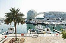 Formel 1 Ticker-Nachlese Abu Dhabi 2019: Das war der Medientag