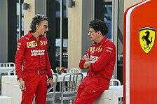 Ferrari-Teamchef Binotto fehlt 2021 bei einigen Formel-1-Rennen