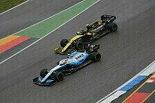 Formel 1, Hülkenberg zollt Kubica Respekt: Schaffen nicht viele