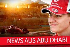 Formel 1 - Video: Formel 1, Abu Dhabi: Vettel fehlt, Mick Schumacher bleibt!