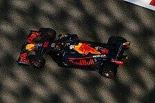 Formel 1 Abu Dhabi - Verstappen: Hängende Kurven unser Problem