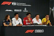 Formel 1: Teams stimmen Budget Cap zu