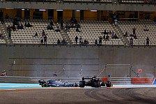 Formel 1 Abu Dhabi, 2. Training: Bottas mit Bestzeit und Crash