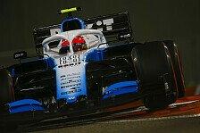 Formel 1, Abu Dhabi: Russell wie Alonso! 21:0 gegen Kubica