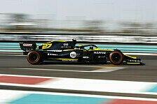 Hülkenberg geht als Verlierer: Warum Ricciardo schneller ist