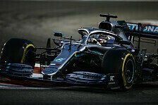 Formel 1 Abu Dhabi, Qualifying: Hamilton beendet Pole-Flaute