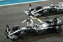 Formel 1 Ticker-Nachlese Abu Dhabi: Reaktionen zum Qualifying